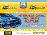 RC DRIFT BATTLE - Competizione internazionale di drifting al Model Expo di Verona