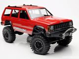 RCX 2010 - Anteprime carrozzerie ProLine Trail Jeep