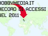 26 milioni di pagine nel 2011: Hobbymedia si riconferma il sito di automodellismo pi visitato in Italia!