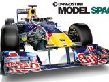 Red Bull Racing RB7 a scoppio in scala 1/7 - DeAgostini