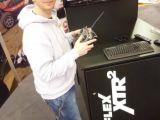 Kyosho REFLEX XTR 2 UPDATE - Sensori di movimento e occhiali 3D