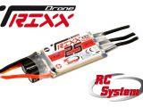 Regolatore per droni e multicotteri - RCSystem: Trixx Drone