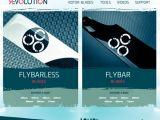 Pale per elicotteri radiocomandati: Revolution Rotor Blades