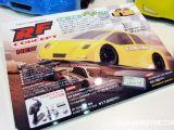Tokyo Hobby Show 2011: Yokomo RF Concept Car a trazione anteriore