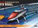 ALIGN Trex 550L Dominator VIDEO - BizModel