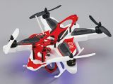 RISE RXD 250 Racing Drone Set Up - Video modellismo