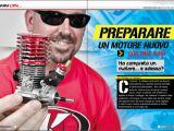 Paul King ci spiega come preparare un motore nuovo!