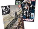 Modellismo Giapponese: HOBBY JAPAN e MODEL GRAPHIX su MegaUpload