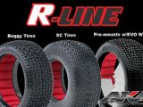 AKA R-Line: Gomme per Buggy e Short Course Truck