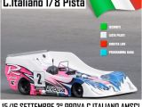 Terza prova Campionato Italiano AMSCI 2012 1:8 Pista