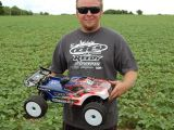 Associated RC8T - Carrozzeria  JConcepts Illuzion Punisher  Ryan Maifield ROAR National Champion