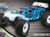 Robbe: Big Boss RTR Truggy 4WD in scala 1:8 a scoppio