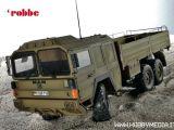 Robbe MAN mil gl 6x6 - Camion militare Radiocomandato