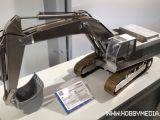 Robbe: Escavatore radiocomandato elettrico con impianto idraulico (Prototipo) - MMT