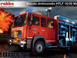 "Robbe: veicolo antincendio ""HTLF 16/20 MAN"" scala 1/14,5"