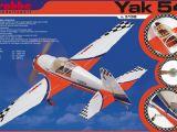 Robbe Yak 54 - Aeromodello con apertura alare di 2 metri