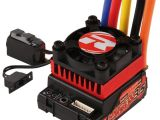 Robitronic Platinium Speedstar Brushless ESC - Regolatore di velocit per automodelli 1/10