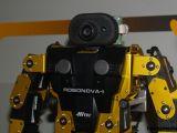 TOY FAIR: Hitec Robonova-1 camera
