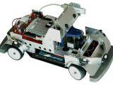 RoboCar - Automodello robotico in scala 1:10 guidato da Linux  Car Robotics: la robotica incontra l'automodellismo