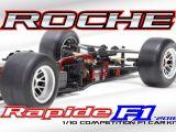 Roche Rapide F1 2016 Formula 1/10 Pan Car - Anteprima