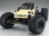 Rock Force - Nuove fotografie del Rock Crawler Kyosho