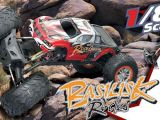 Rock Crawler in scala 1:8 - Basilisk Rocks - BENMA HOBBY