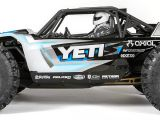 Axial Yeti 4wd Rock Racer 1/10 in kit di montaggio