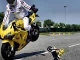 M 5 Cross Radiosistemi incontra lo Stunt Rider Zoltrax