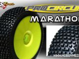 Radiosistemi: Gomme per buggy 1/8 Pro Circuit Marathon