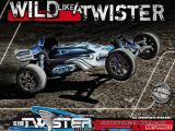 LRP S10 Twister Buggy elettrica RTR 2,4GHz in scala 1/10