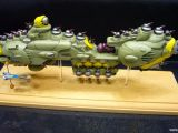 R-Type Warship Core 3rd stage final boss - Retrogame e Modellismo statico giapponese