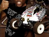 RUN DMC video: Darryl McDaniels Kyosho MP9 EP buggy