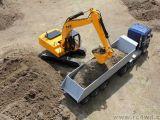 Earth Digger 4200XL RC4WD - Escavatore radiocomandato idraulico/elettrico in scala 1/12