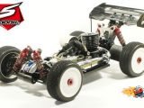 SWorkz S350 BK1: off road Buggy 1/8 - Electronic Dreams