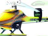 Elicottero elettrico per volo 3D - SAB Heli Division Goblin 630