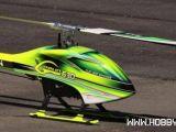 Goblin 630 video - Elicottero per volo 3D SAB Heli Division