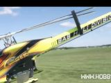 Video Modellismo: IRCHA 2012 - SAB HEli Division Goblin