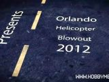 SAB Heli Division: Video Orlando Heli Blowout 2012
