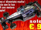 Sabattinicars: Automodello Thunder Tiger Formula 1 a soli 99 euro!