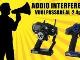 SabattiniCars - Promozione automodelli con radio 2.4 GHz