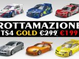 Nuova Rottamazione di Modellismo - Thunder Tiger TS4 Gold Sabattinicars