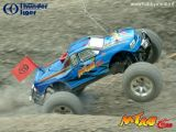 Monster TruckMTA-4 S28 RTR con radio Cougar PS3 2,4 GHz Thunder Tiger - SabattiniCars