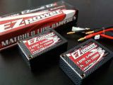 Italtrading: EZpower 5400 Turbo batterie LiPo 2S Saddle Pack