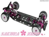 Sakura Zero 1/10 EP Touring Car - 3Racing