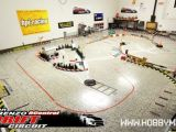 Pista indoor di Drifting in scala 1/10: San Lorenzo DRIFT
