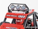 Kit di Fari a Led per le Sand Master EZ Series della Kyosho