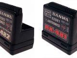 Sanwa: riceventi a 4 canali 482 H4 e 481 FH3/4 - SCORPIO