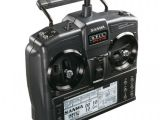 Sanwa EXZES Plus FHSS Scorpio - Radiocomando a stick per automodellismo a 2.4GHz