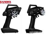 Sanwa MT4 2.4Ghz - Radiocomando digitale a volantino