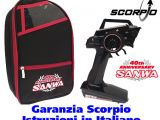 Radiocomando Sanwa MT-4S 40° Anniversario - SCORPIO